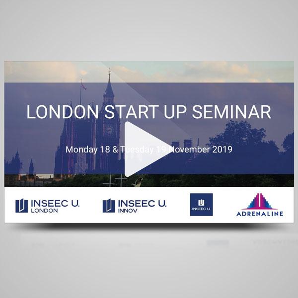 London Start-up Seminar