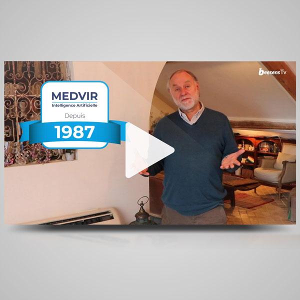 MEDVIR, l'intelligence artificielle au service de la gestion des urgences